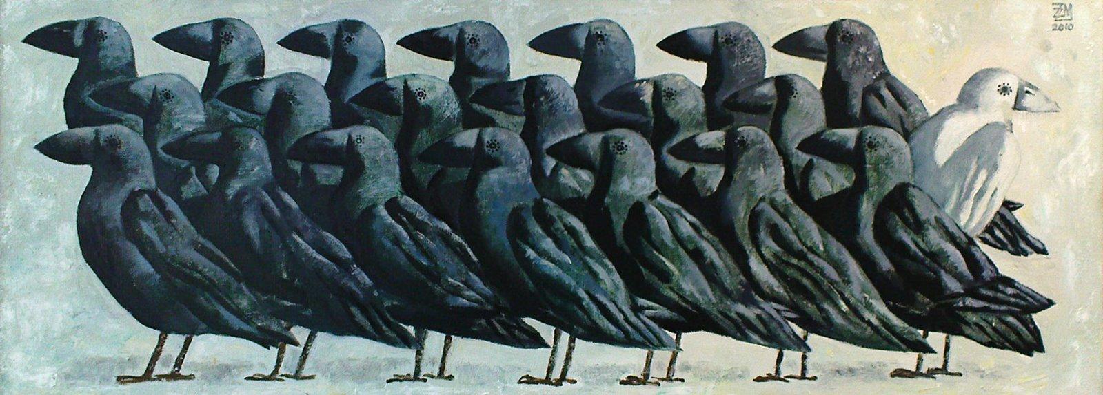 Закарья Закарьяев: Белая ворона