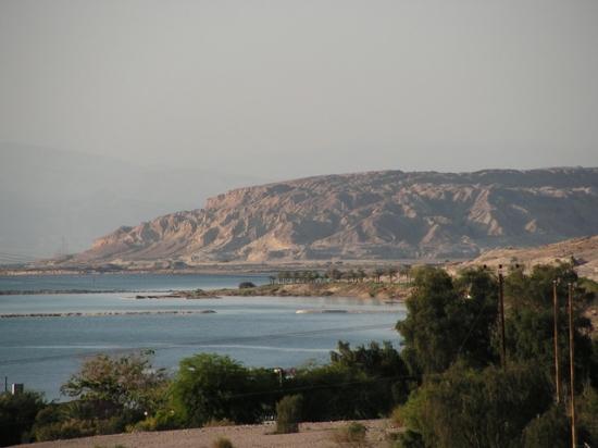на Мертвое Море!