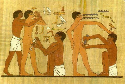 фото голый парень на египетском мосту