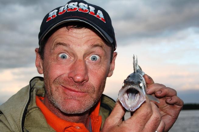 рыба рыбак рыбацкий